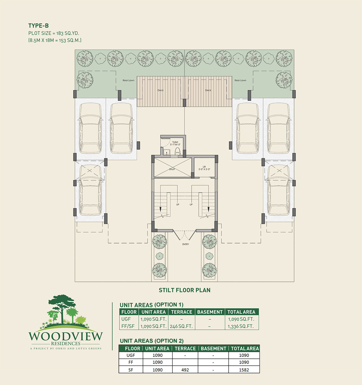 Woodview Apartments: Woodview Residences By Lotus Greens